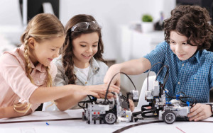 Curs Robotica pentru Copii